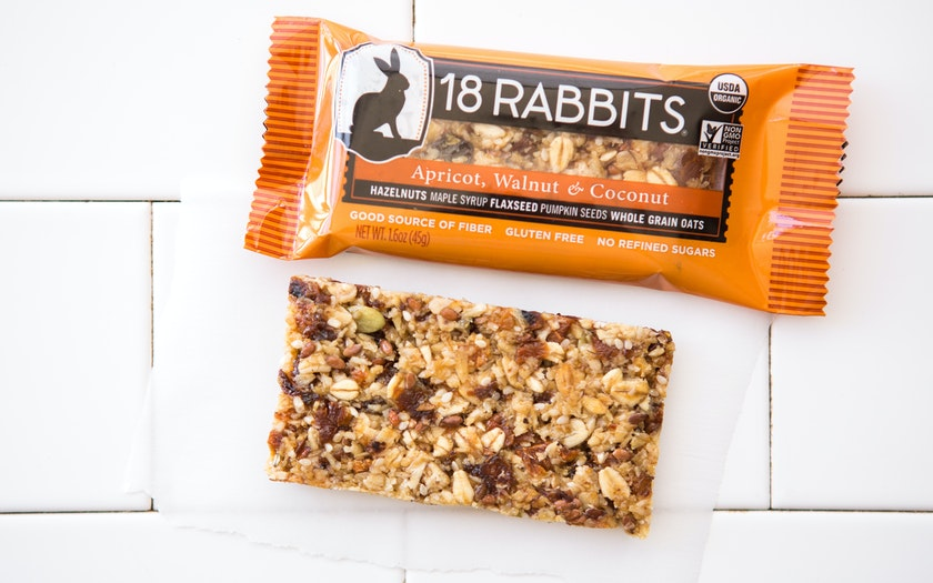 Gluten-Free Apricot, Walnut & Coconut Bar
