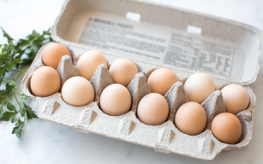 Soy Free Pasture Raised Eggs (Medium)
