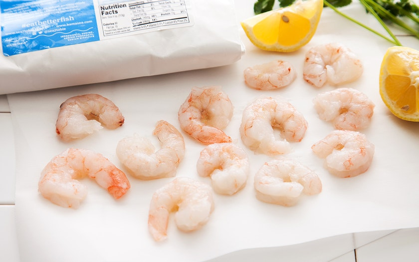 Wild Gulf Shrimp (Frozen)