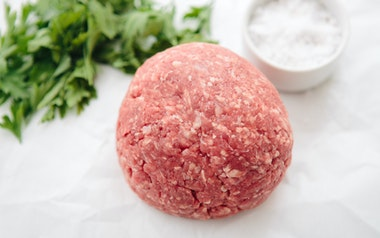 Grass-fed Lean Ground Beef (Frozen)