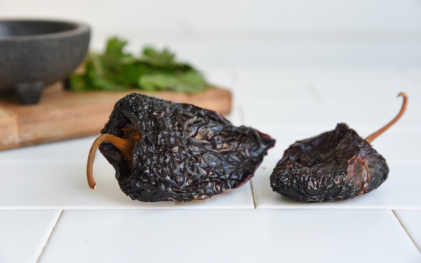Dried Ancho Chiles - Oak Hill Farm of Sonoma - SF Bay