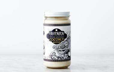 Organic Ostara Stone Ground Coconut Butter