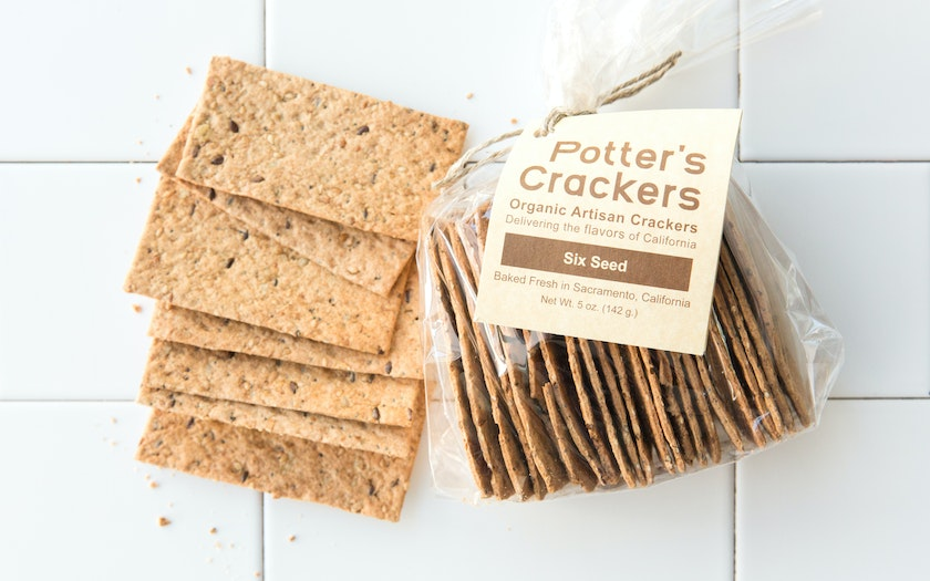 Six Seed Crackers