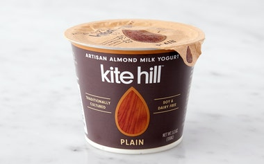 Plain Almond Milk Yogurt