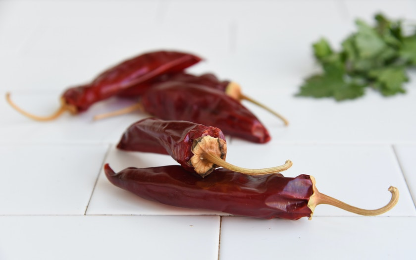 Dried Espelette Peppers