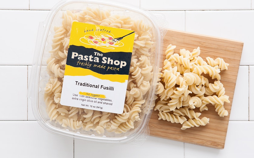 Traditional Fusilli