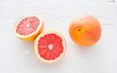 Organic Cosmetically-Challenged Ruby Red Grapefruit Duo