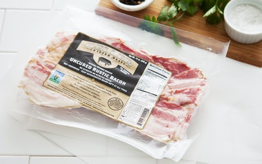 Rustic Sugar Free Bacon (Frozen)
