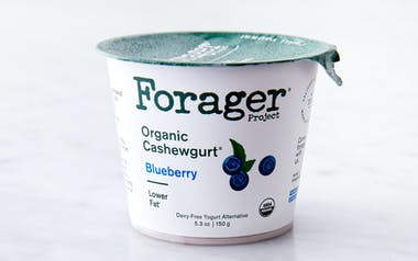 Organic Blueberry Cashew Yogurt