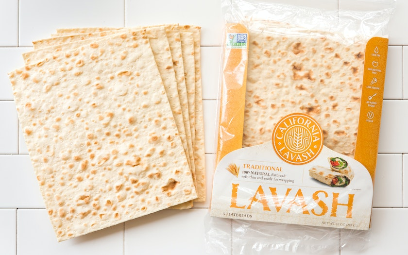 Traditional Lavash