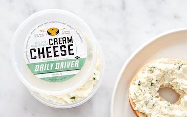 Scallion Horseradish Cream Cheese