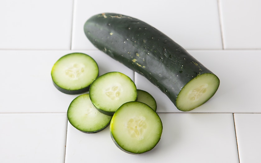Organic Small Slicing Cucumber