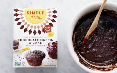 Chocolate Cake & Muffin Mix