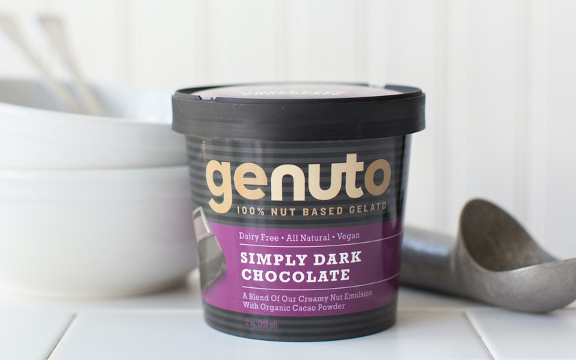Simply Dark Chocolate Dairy-Free Gelato