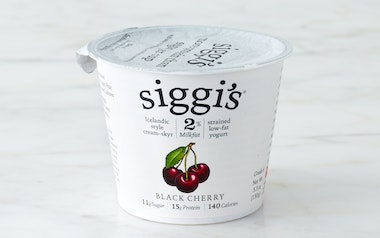 Lowfat Black Cherry Icelandic Yogurt